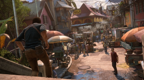 Uncharted 4: A Thief's End screenshot 9