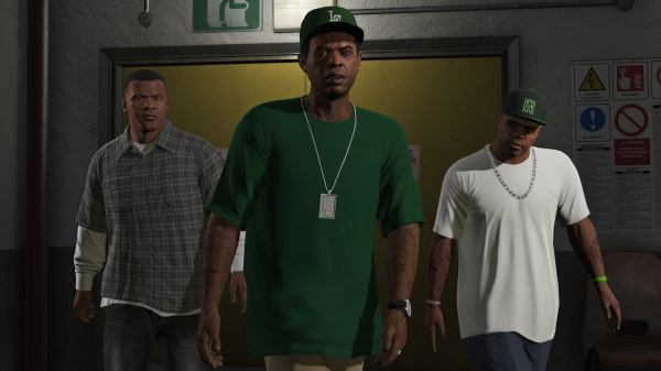 Grand Theft Auto V screenshot 27