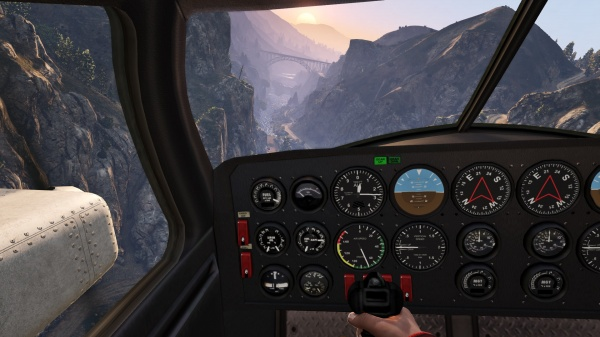 Grand Theft Auto V screenshot 40