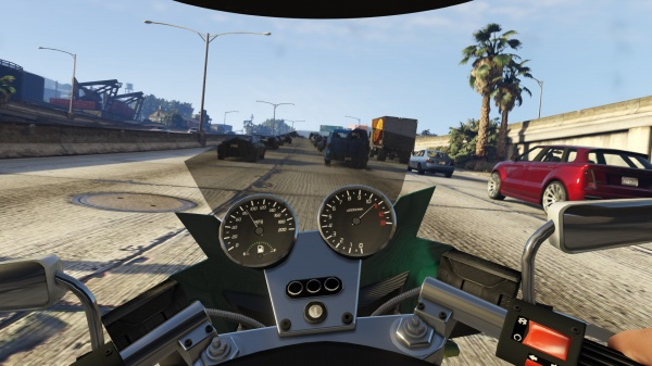 Grand Theft Auto V screenshot 41