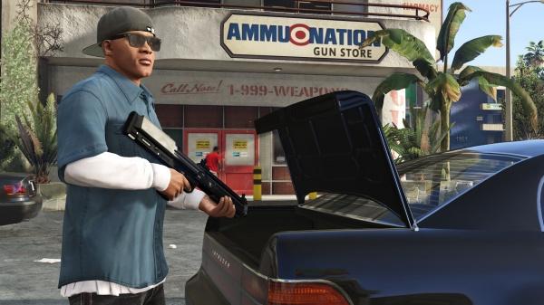 Grand Theft Auto V screenshot 43