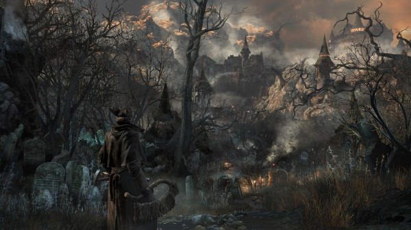 Bloodborne screenshot 36