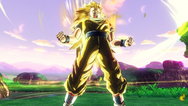 Dragon Ball Xenoverse screenshot 9