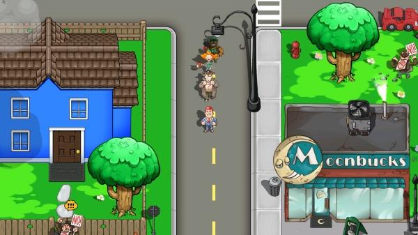 Citizens of Earth screenshot 1