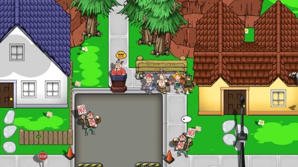 Citizens of Earth screenshot 2