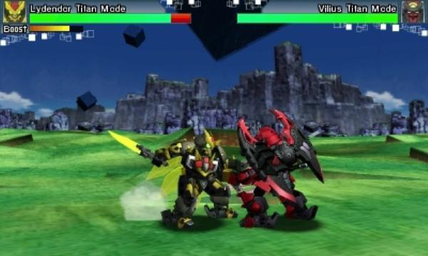 Tenkai Knights: Brave Battle screenshot 13