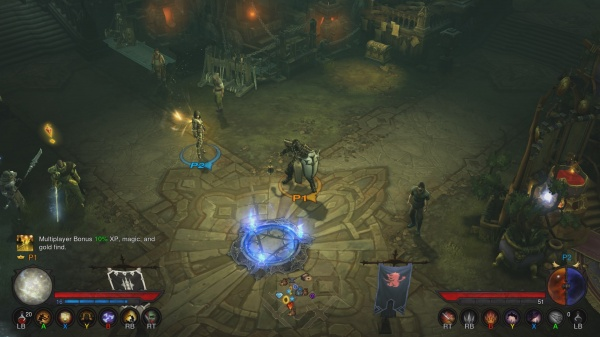 Diablo III: Ultimate Evil Edition screenshot 1
