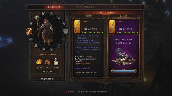 Diablo III: Ultimate Evil Edition screenshot 7