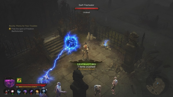 Diablo III: Ultimate Evil Edition screenshot 13