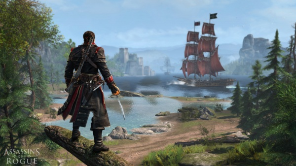 Assassin's Creed Rogue screenshot 7