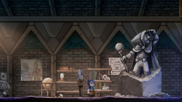 Teslagrad screenshot 25