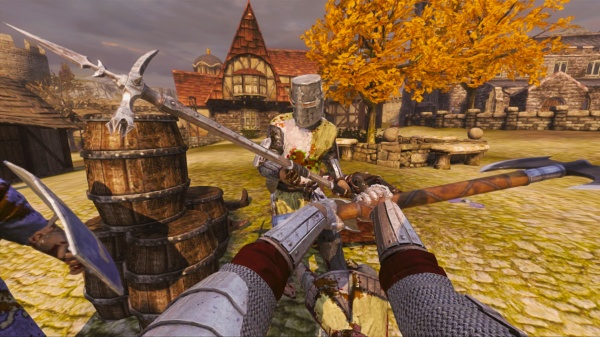 Chivalry: Medieval Warfare rides onto PS3