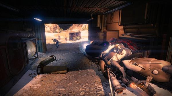 Destiny: The Dark Below screenshot 1