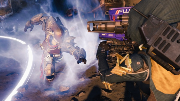 Destiny: The Dark Below screenshot 7