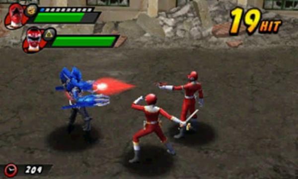 Power Rangers Super Megaforce screenshot 10