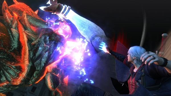 Devil May Cry 4 Special Edition screenshot 4