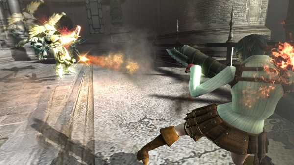 Devil May Cry 4 Special Edition screenshot 6