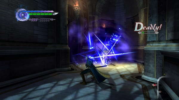 Devil May Cry 4 Special Edition screenshot 10