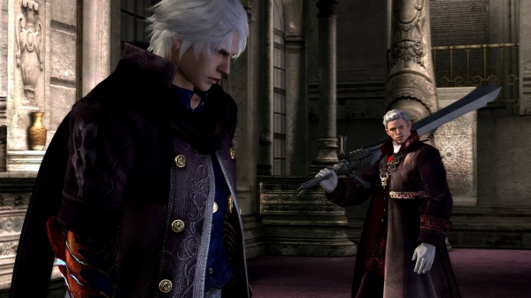 Devil May Cry 4 Special Edition screenshot 12