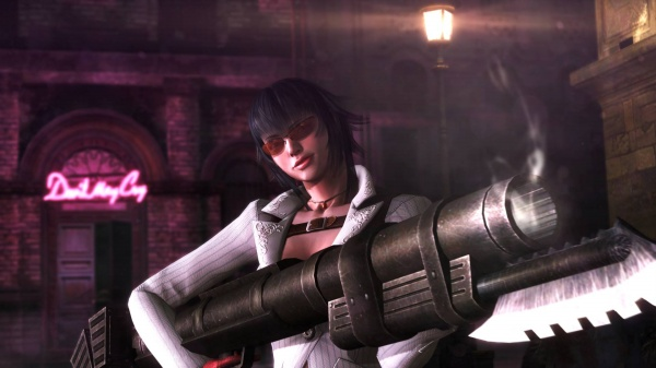 Devil May Cry 4 Special Edition screenshot 18
