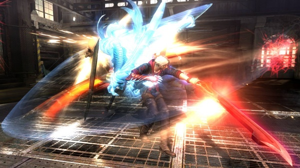 Devil May Cry 4 Special Edition screenshot 19