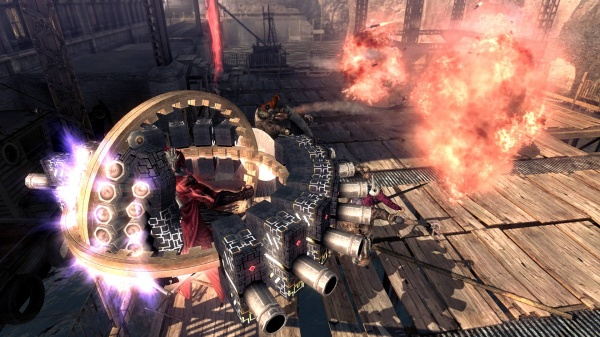 Devil May Cry 4 Special Edition screenshot 20