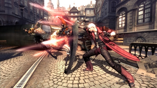 Devil May Cry 4 Special Edition screenshot 23