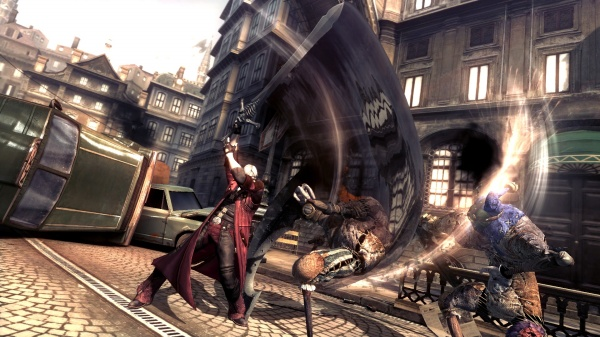 Devil May Cry 4 Special Edition screenshot 24