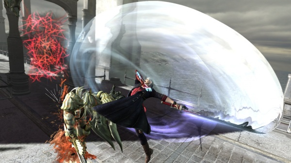 Devil May Cry 4 Special Edition screenshot 26