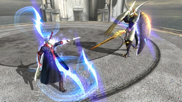 Devil May Cry 4 Special Edition screenshot 27