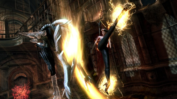 Devil May Cry 4 Special Edition screenshot 28
