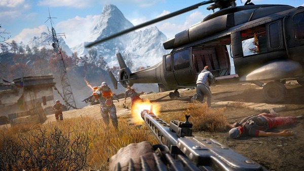 Far Cry 4: Escape from Durgesh Prison screenshot 1