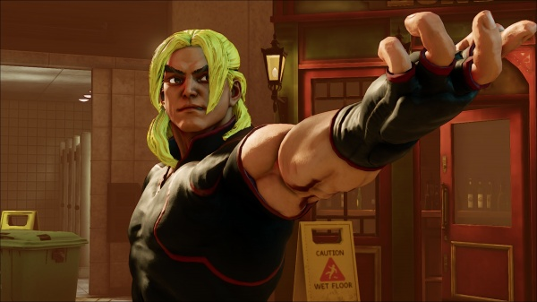 Street Fighter V screenshot 2