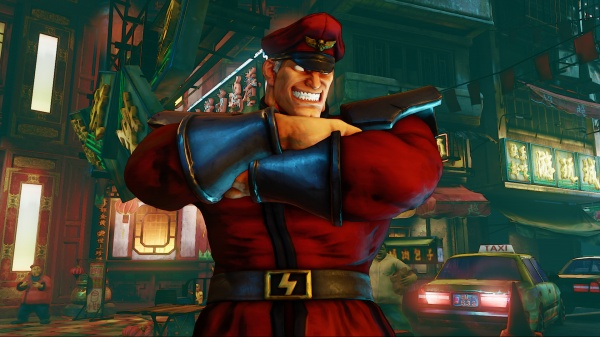Street Fighter V screenshot 5