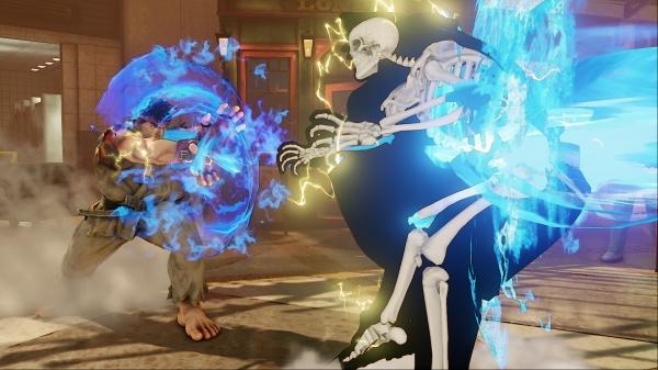 Street Fighter V screenshot 8