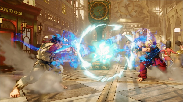 Street Fighter V screenshot 10
