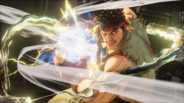 Street Fighter V screenshot 12