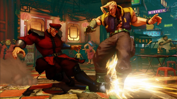 Street Fighter V screenshot 13