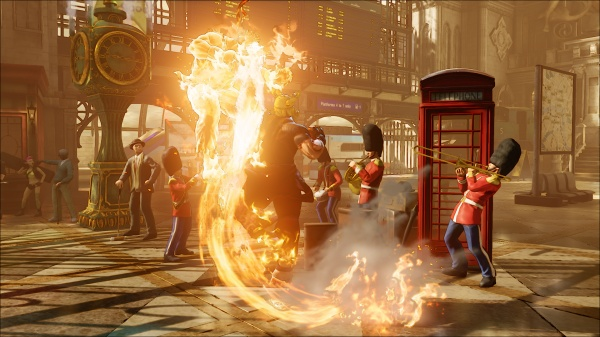 Street Fighter V screenshot 14