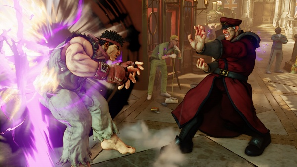 Street Fighter V screenshot 15