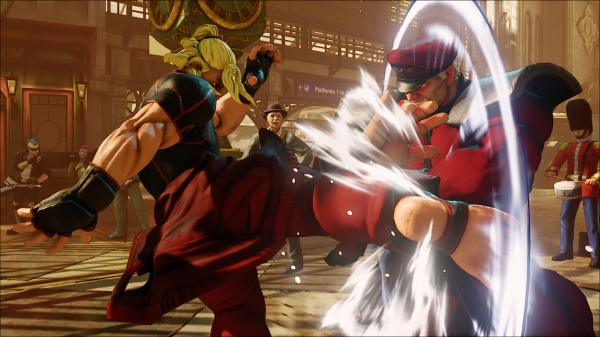 Street Fighter V screenshot 18