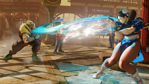 Street Fighter V screenshot 20