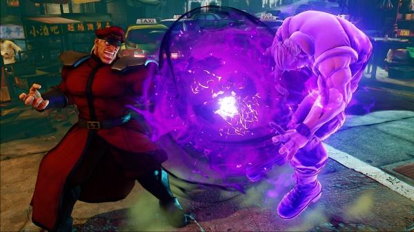 Street Fighter V screenshot 21