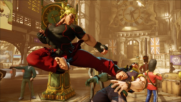 Street Fighter V screenshot 22