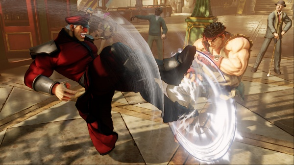 Street Fighter V screenshot 23