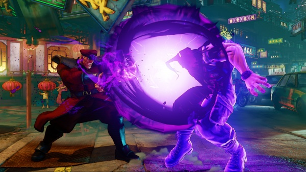 Street Fighter V screenshot 25