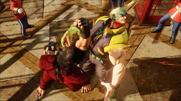 Street Fighter V screenshot 26