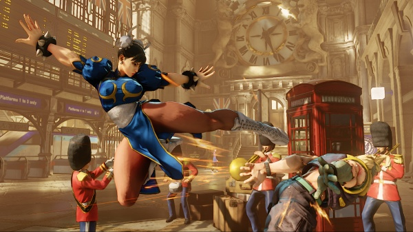 Street Fighter V screenshot 27