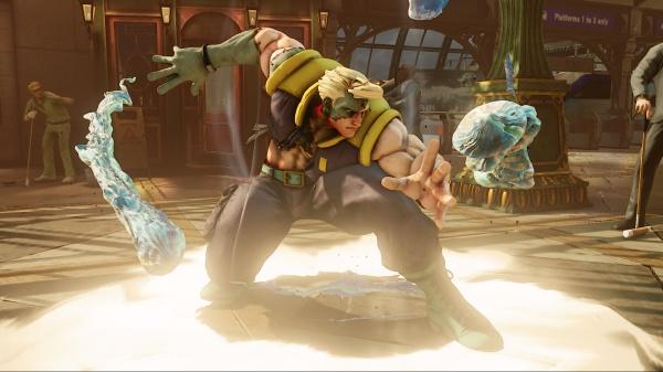 Street Fighter V screenshot 28