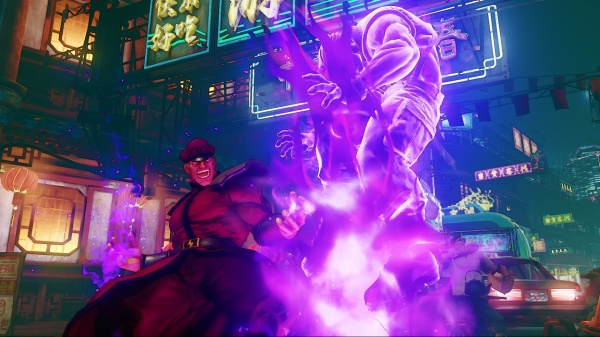 Street Fighter V screenshot 29